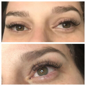 EYELASH EXTENSIONS and PERMANENT MAKEUP SUMMER PROMO