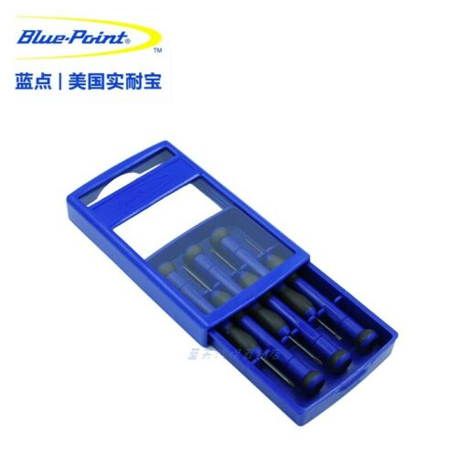 Blue-Point Professional Precision Screwdriver Screw Set Phillips Slotted BLPPSS6