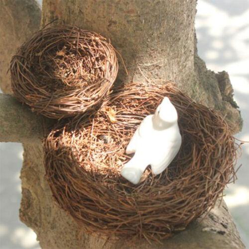 Durable Vintage Decoration Prop Bird Nest Bird Cages Wedding