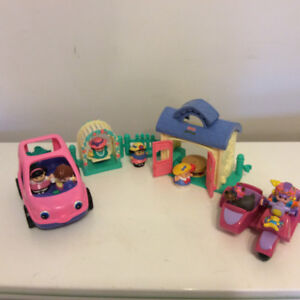 Jouets divers Little People Fisher Price