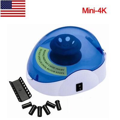 Us Professional Microcentrifuge Mini-4k Laboratory Centrifuge 4000rpmmin 220v