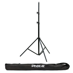 Phot-R® 2.4m Air Cushioned Light Stand
