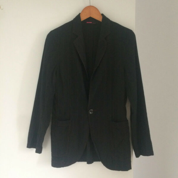 Preloved Street Smart Casual Blazers + Muji Blazer
