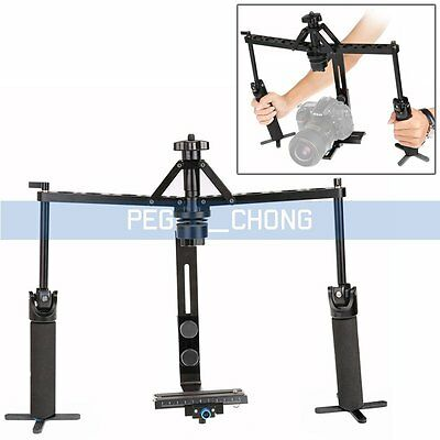 Handheld Stabilizer Video Spider Steadicam Steady Rig for DSLR Camera Camcorder