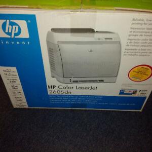HP colour laserjet printer
