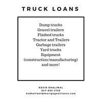 Truck Loans and Mortgage approvals 48hrs Kitchener/ Waterloo