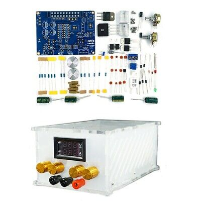 Diy Linear Power Supply Kit 30v 3a Power Supply Fully Discrete Unfinishedshell