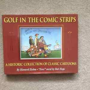 """Golf in the Comic Strips"""