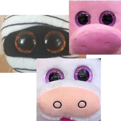 10pcs Shinning Doll Eyes Craft Eyes DIY For Plush Bear Stuffed Toys Puppet - Diy Puppets