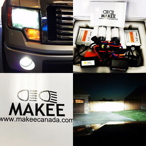 HID Conversion kit for FORD F-150 Truck Makee 55w Canbus kit