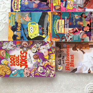 10 ASSORTED KIDS BOOKS IN EXELLENT CONDITIONS