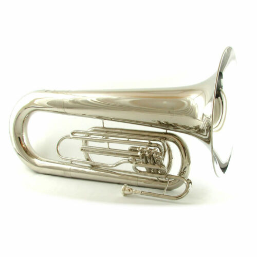 Schiller Field Series Marching Tuba Big Bell -Nickel