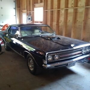 1969 Ford Torino GT Formal Roof