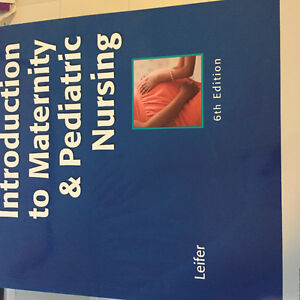 Introduction to Maternity and Pediatric Nursing 6th Edition