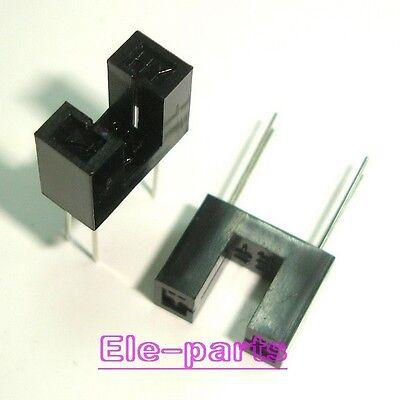 10 Pcs Hy301-07a 15 Slot Pcb Photo Interrupter Sensor Hy301-07 New