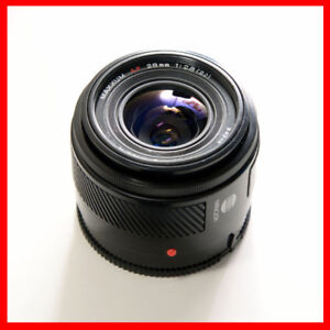 Minolta AF 28MM F2.8 lens for Sony A mount DSLR