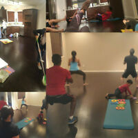 Monday Evening Weekly Fit Camp