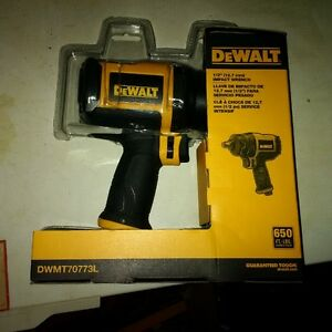 New/Sealed DeWalt Impact Wrench. Air/Pneumatic