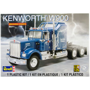 Kenworth W900 Plastic Model Kit