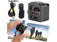 Mini DV Camera 1080P Full HD Car, home and Sports cam