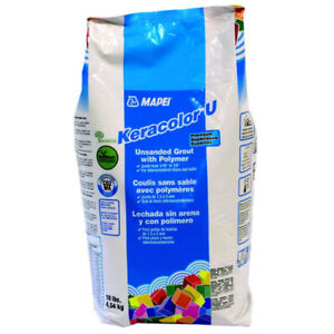 Mapei Keracolor-U Unsanded Grout With Polymer