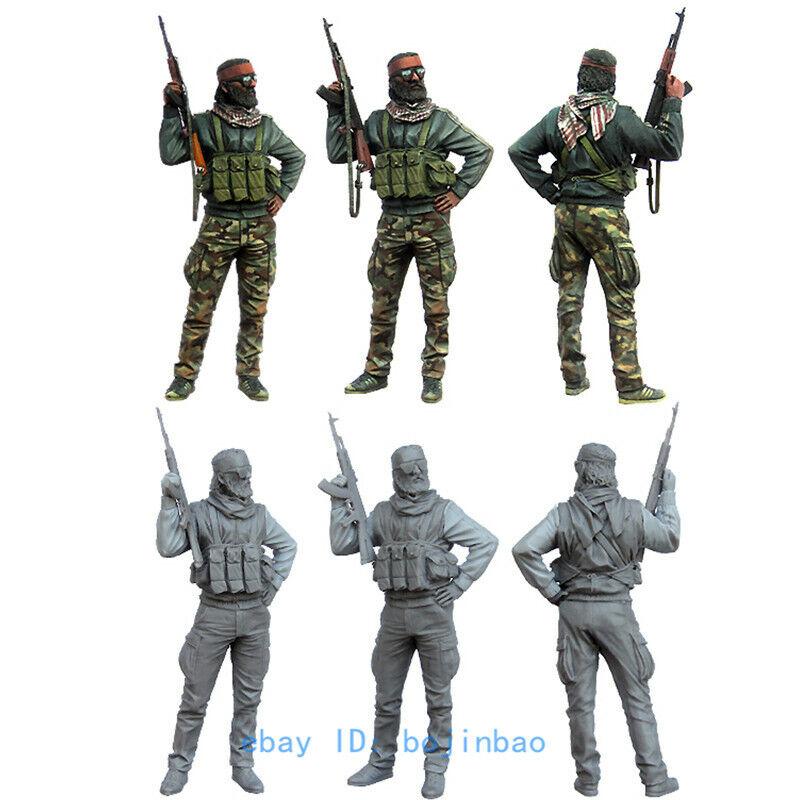 Unpainted 1//35 Stalker Metro Soldier Military Resin Figure Model Kit Unassembled