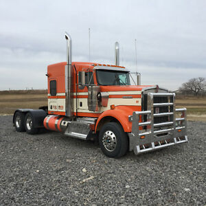 Prices To Sell 2013 Kenworth w900B Regina Regina Area image 2