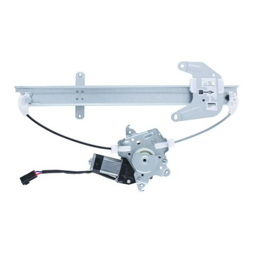 Window Regulator-Power And Motor Assembly Rear Left WAI WPR5623LMB