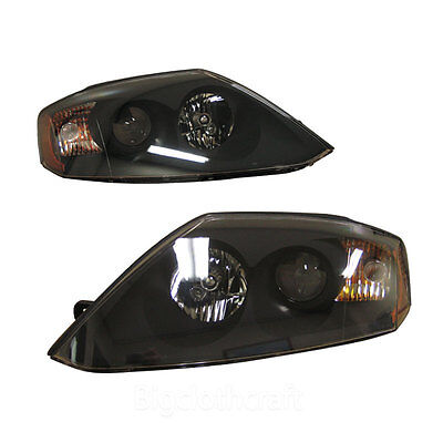 New Genuine OEM Head Light Lamp (RH&LH) set For Hyundai Tiburon Coupe 2005-2006