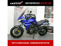 2018 '18 Yamaha MT-07 Tracer 700 ABS. Windscreen, Tank Bag. ONLY £4,995