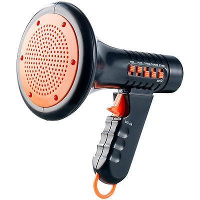 Sound Halloween (infactory Halloween-Megaphone mit 4 Grusel-Sounds- ideal für Kinderpartys etc.)