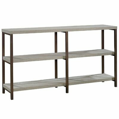 Sauder Manhattan Gate Console Table in Mystic Oak for sale  Sterling