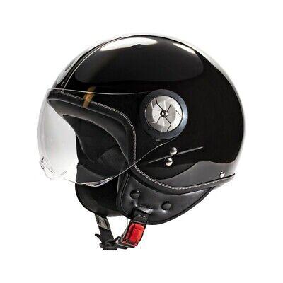Cratoni - Milano - Farbe: Black-White Glossy - Größe: XL (61 -...