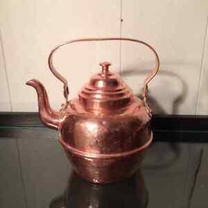 Vintage Volund Hamar Copper kettle/teapot