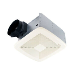 Broan XB80 Ultra X1 Single-Speed Series Ventilation Fan