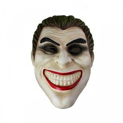 The Joker Style Resin Mask Airsoft Movie Halloween Cosplay Batman UK Seller - Movie Style Halloween Masks