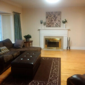 Tower road Main floor apartment!