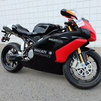2005 Ducati 999S Super Bike. Only $249.00 per month.