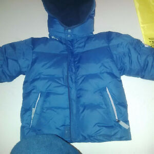 Boys Winter Jacket Size 2