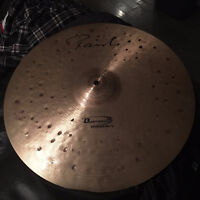 Cymbale pAiSTe ''Cool ride'' Dimensions 20 QUALITÉ - PAYÉ 712$