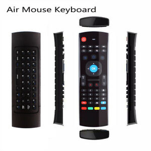 Wireless Keyboard Air Mouse Control Voice Control For TV Box-PC