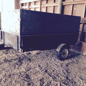 Two Different Utility Trailer(s) For Sale