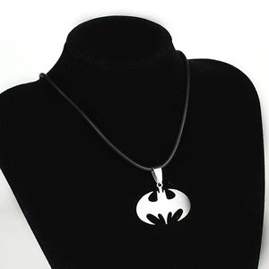 Stainless steel Necklace Pendants For Men Boys Leather Chains