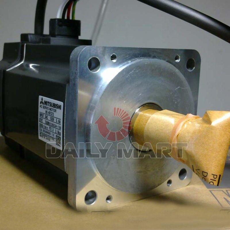 Business & Industrial New In Box Mitsubishi AC Servo Motor HC ...
