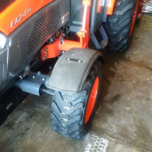 Kubota Front Fender Kit