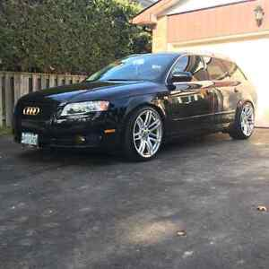 2006 Audi A4 Fully loaded Wagon- rare 6 spd manual