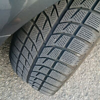 255/40R19 100H BLIZZAK LM-60 winter tires