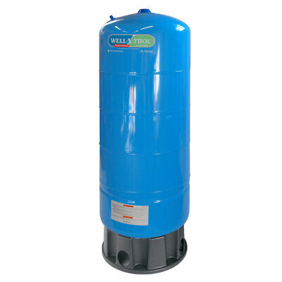 Amtrol Well-x-trol Wx-203d 32 Gallon Water Pressure Tank With Durabase Composi