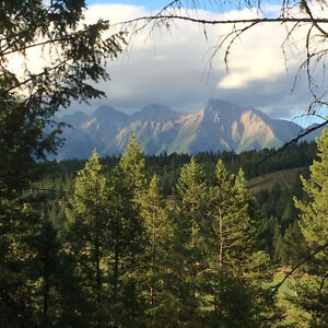 4.1  Secluded Acres in Mayook Valley (Cranbrook, B.C.)