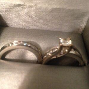 Engagement/Wedding Ring Set